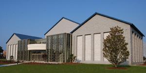 Francis Marion University Performing Arts Center exterior